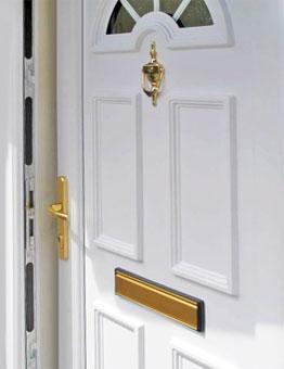 anti-snap-door-lock
