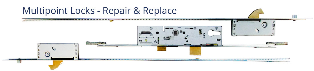 Multipoint Locks - Repair or Replace
